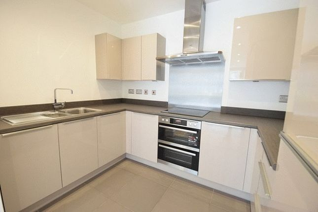 Thumbnail Flat to rent in Capital Mill, Apartments, Whiston Road
