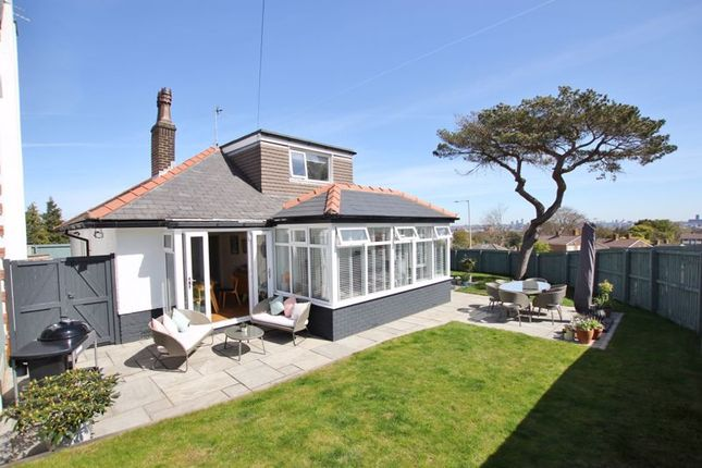 Thumbnail Detached house for sale in Tollemache Road, Oxton, Wirral