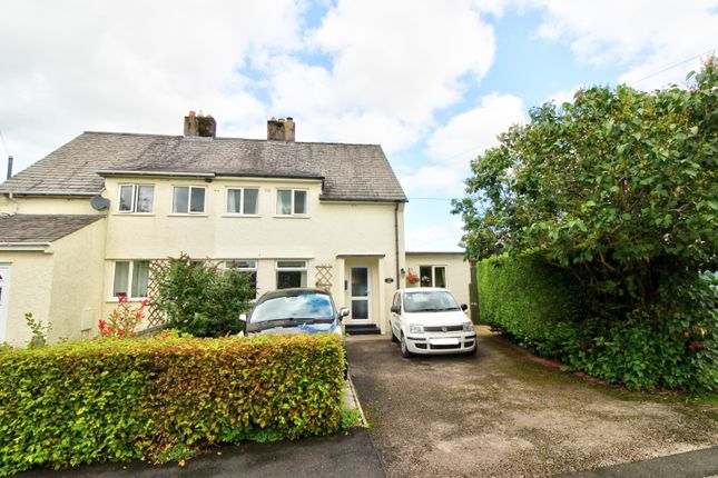 Thumbnail Semi-detached house for sale in Park Close, Natland, Kendal