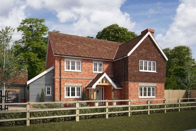 Thumbnail Detached house for sale in High Street, Upper Lambourn, Berkshire