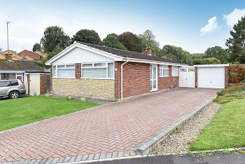 Thumbnail Detached bungalow for sale in Thornhill Road, Warminster