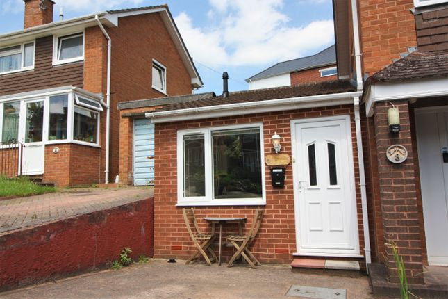Thumbnail Flat to rent in Fairhazel Drive, Exeter