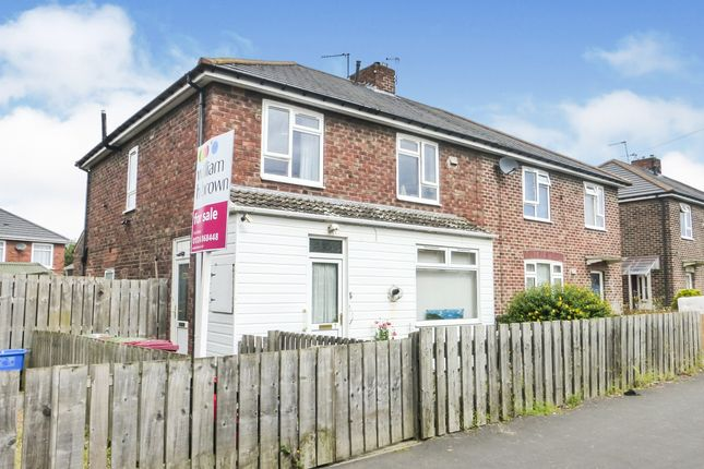 Thumbnail Flat for sale in Newborn Avenue, Scunthorpe