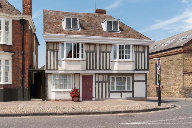 Thumbnail Detached house for sale in Court Street, Faversham