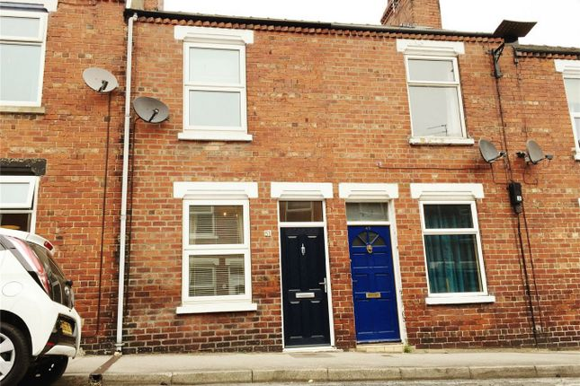 Thumbnail Terraced house to rent in Queen Victoria Street, South Bank, York