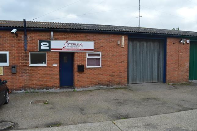 Thumbnail Light industrial for sale in Unit 2, Goldcrest Industrial Estate, Driberg Way, Braintree, Essex