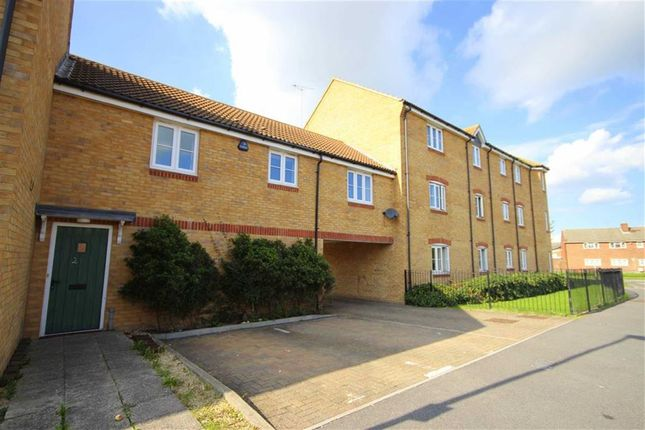 Thumbnail Terraced house for sale in Horsham Road, Park South, Wiltshire