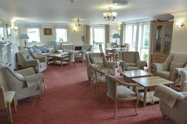 Residents Lounge of Sandbriggs Court, Preston PR3