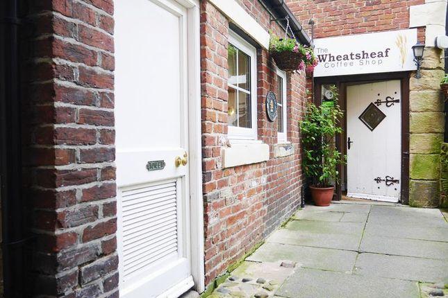 Commercial property for sale in The Wheatsheaf Coffee Shop, Wheatsheaf Yard, Morpeth