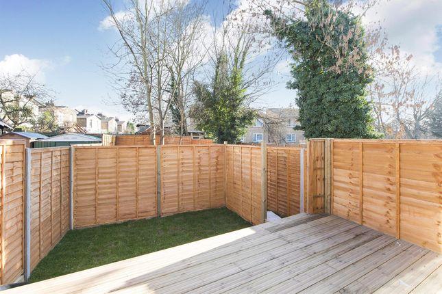 Thumbnail Flat to rent in Whitehorse Lane, London