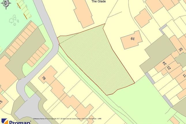 Thumbnail Land for sale in School Lane, Gwaelod-Y-Garth, Cardiff