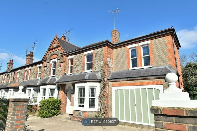 Thumbnail End terrace house to rent in London Road, Reading