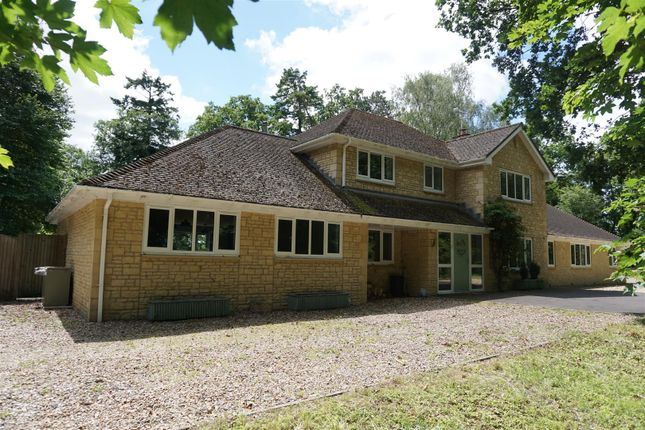 Thumbnail Detached house for sale in Brokerswood, Westbury