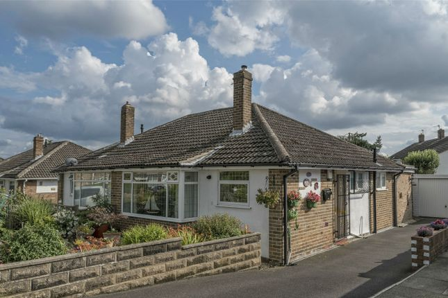 2 bed semi-detached bungalow for sale in Robin Royd Avenue, Mirfield