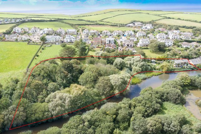 Thumbnail Detached house for sale in Higher Wharf, Bude