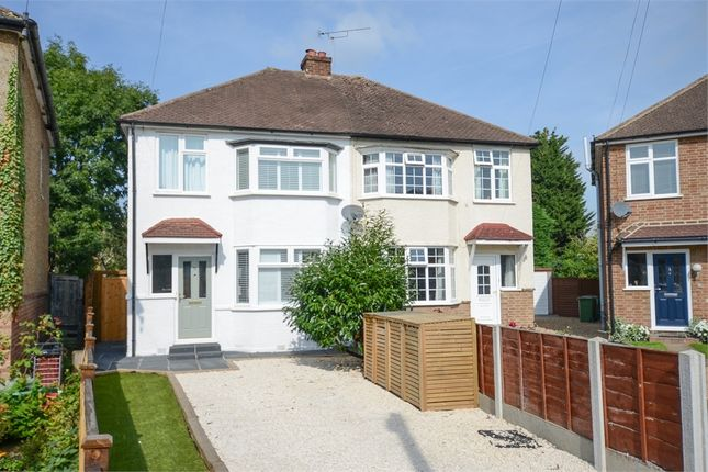 3 bed semi-detached house for sale in Fairfax Close, Walton-On-Thames