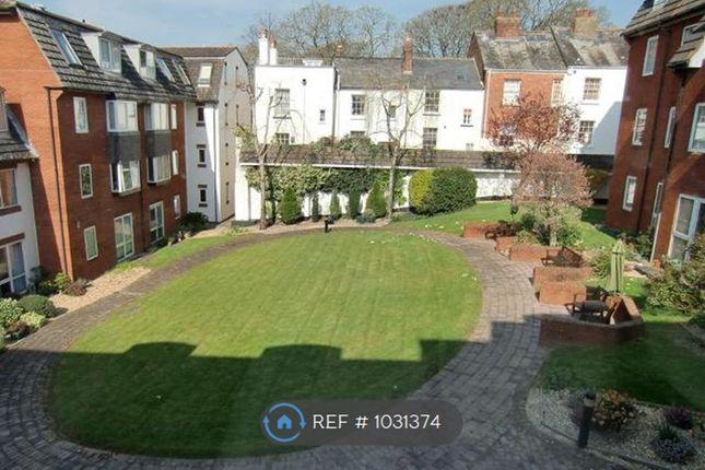 Flat to rent in Bartholomew Street West, Exeter