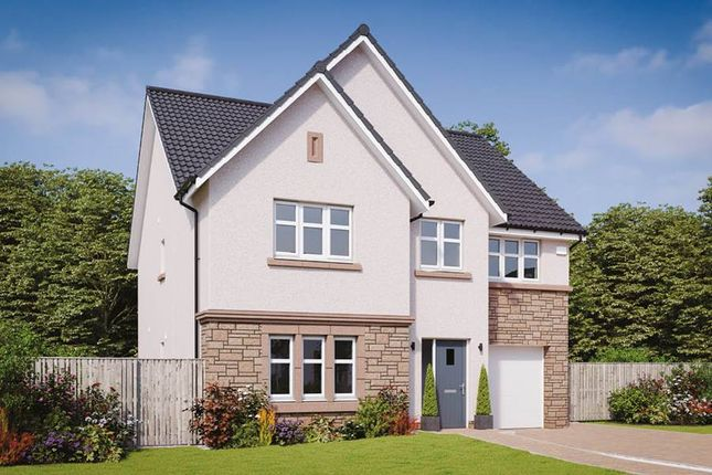 "Thumbnail Detached house for sale in ""The Crichton"" at Birdston Road, Milton Of Campsie, Glasgow"