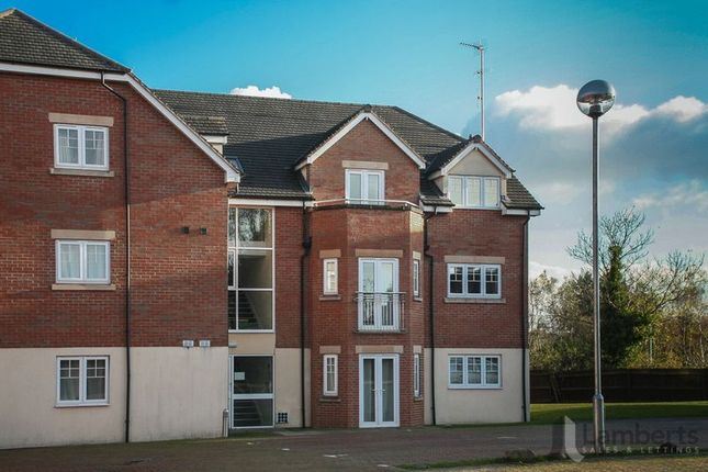 Thumbnail Flat for sale in 15 New Coppice Court, Evesham Road, Redditch