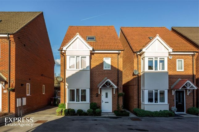 Thumbnail Detached house for sale in Kingfisher Mews, Wombwell, Barnsley, South Yorkshire