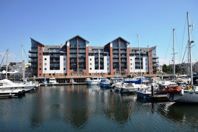 Thumbnail Flat for sale in Merchant Square, Portishead, Bristol