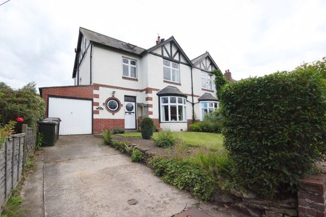 Thumbnail Semi-detached house for sale in Elvaston Park Road, Hexham
