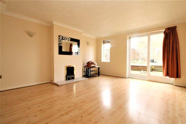 Thumbnail End terrace house to rent in Fairmont Close, Belvedere, Kent