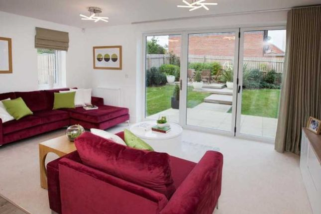 Thumbnail Semi-detached house for sale in Plot 1, The Hamilton, Crosshill Road, Bishopton