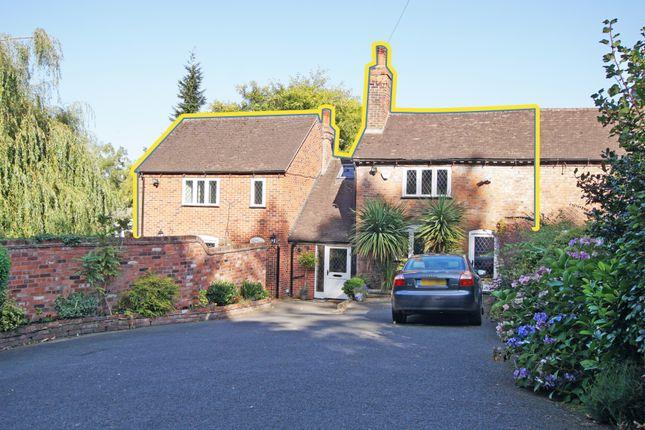 Thumbnail Semi-detached house for sale in Barnt Green Road, Cofton Hackett