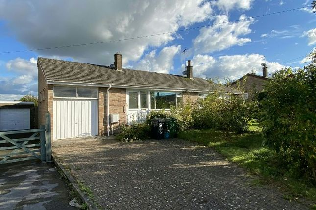 Thumbnail Semi-detached bungalow for sale in Small Down End, Winscombe