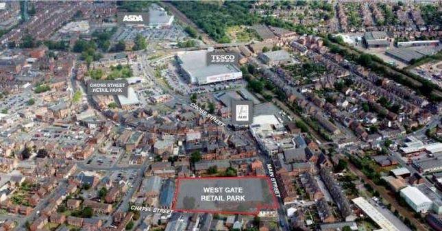 Thumbnail Retail premises to let in West Gate Retail Park, Long Eaton, Nottingham