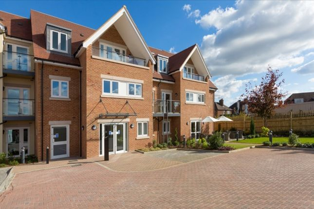 Thumbnail Flat for sale in The Cedar At Trinity Place, Hazlemere, High Wycombe, Buckinghamshire