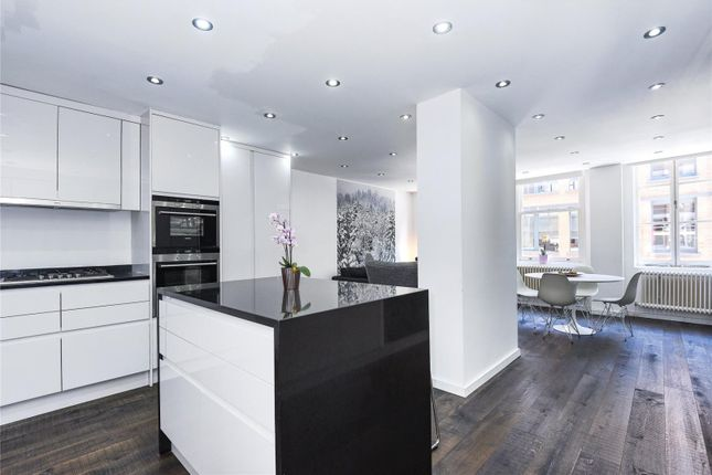 Thumbnail Flat for sale in Dickens Court, 13-16 Britton Street, Clerkenwell, London