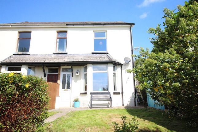 Thumbnail Semi-detached house for sale in Stoney Road, Garndiffaith, Pontypool