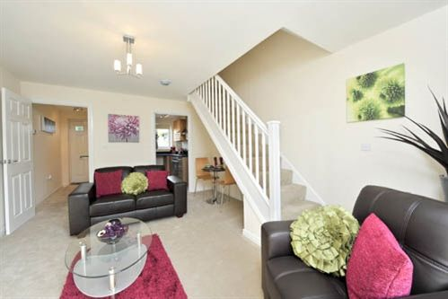 "2 bed terraced house for sale in ""The Moulton"" at Wargrave Road, Newton-Le-Willows"