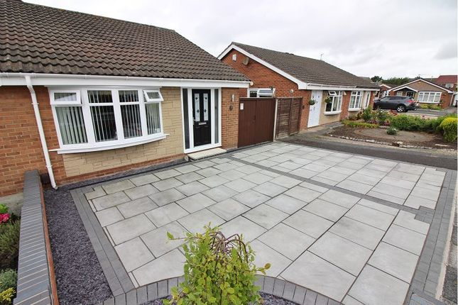 Thumbnail Semi-detached bungalow to rent in Ripon Close, Southport