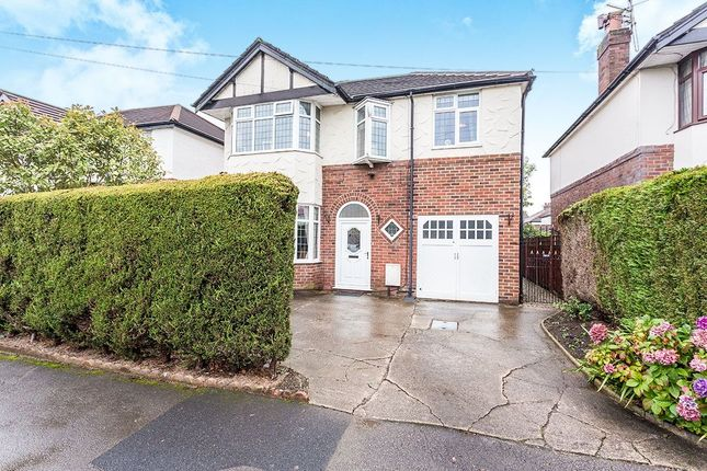 Thumbnail Detached house for sale in Hazelmere Road, Fulwood, Preston