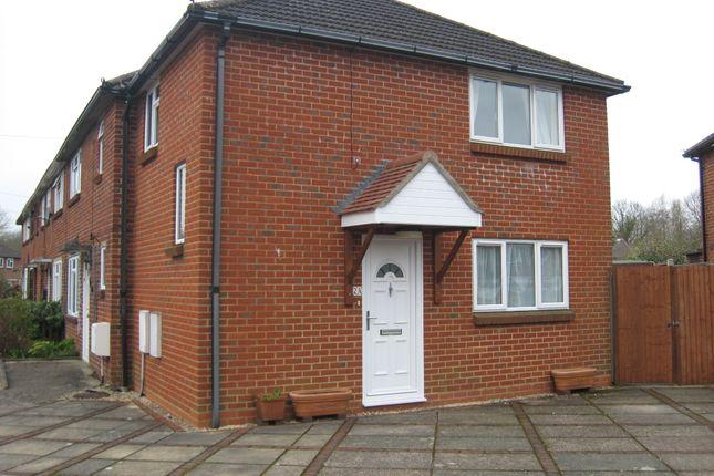 Thumbnail Maisonette to rent in Priestlands, Romsey