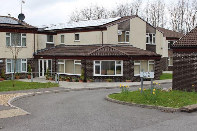 Thumbnail Flat to rent in Llwynon, Station Road, Crynant, Neath, Neath Port Talbot.