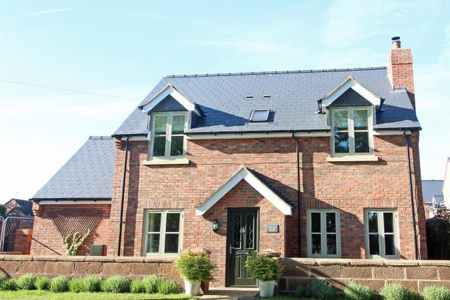 Thumbnail Flat for sale in Cotwall Road, High Ercall, Telford