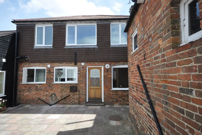 Thumbnail Terraced house to rent in Coombe Lane, Tenterden