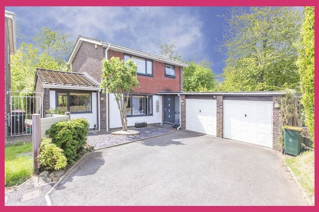 Thumbnail Detached house for sale in Roberts Close, Rogerstone, Newport