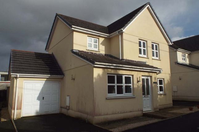 Thumbnail Detached house for sale in Ashgrove, Pontyberem, Pontyberem, Carmarthenshire