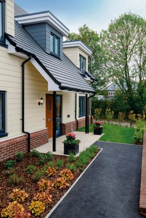 Thumbnail Cottage for sale in Plot 81, 1 Brook Place, Debden Grange, Saffron Walden
