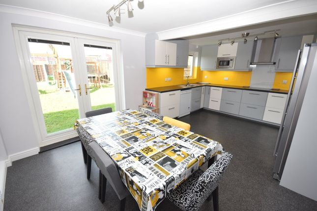 Thumbnail End terrace house for sale in Newfield Court, Normanton
