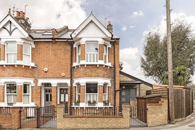 Thumbnail 5 bedroom semi-detached house for sale in Grimwood Road, Twickenham