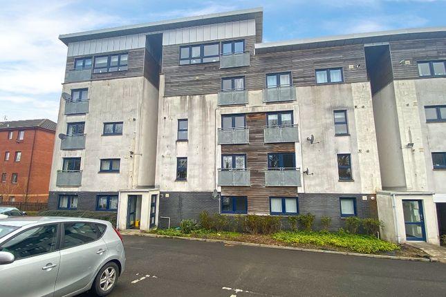 Thumbnail Flat for sale in Springburn Road, Springburn, Glasgow