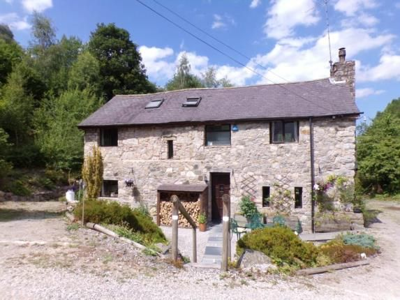 Thumbnail Equestrian property for sale in Loggerheads Road, Cilcain, Mold, Flintshire