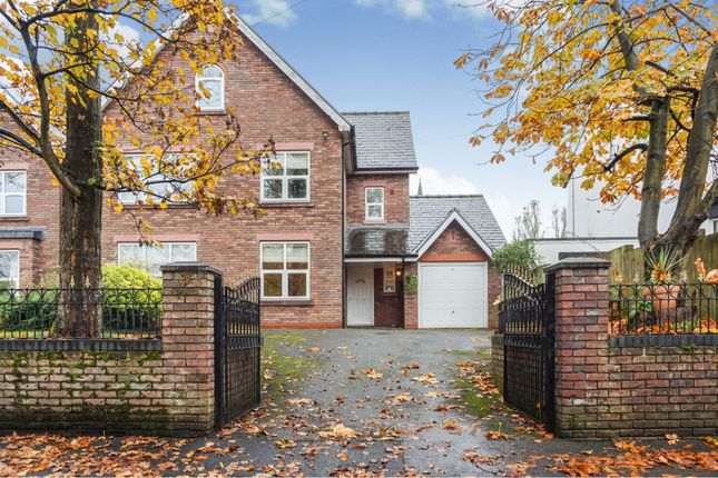 Thumbnail Detached house for sale in Huyton Church Road, Liverpool