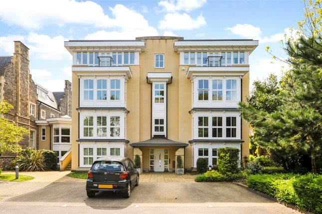 Thumbnail Flat for sale in Chattenden House, Stoke Park Road South, Sneyd Park, Bristol